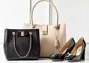 Up to 30% Off Salvatore Ferragamo Handbags & Shoes @ MYHABIT