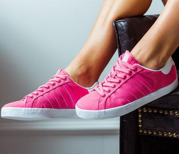 Up to 60% Off K-Swiss Women's Sneakers On Sale @ 6PM.com