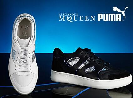 Up to 40% Off + Extra $30% Off + $10 Off $50 Puma X Alexander McQueen Sneaker @ LastCall by Neiman Marcus