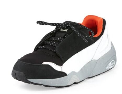 Puma X Alexander McQueen  Lace Disc Low-Top Sneaker @ LastCall by Neiman Marcus