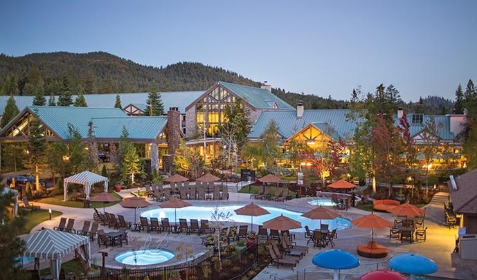 1 Nights Stay @ Tenaya Lodge at Yosemite