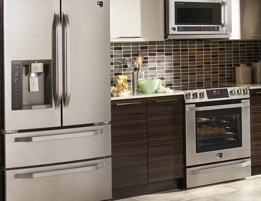 Save up to $1000 Select Appliance at AJ Madison
