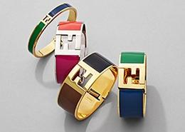 Up to 33% Off Fendi Jewelry @ MYHABIT