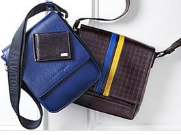 Up to 45% Off Select Salvatore Ferragamo, Prada, Tom Ford Men's Bags @ MYHABIT