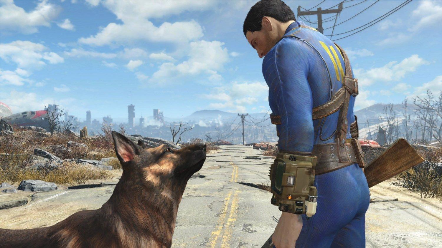 $39.99(原价$59.99) Fallout 4 - PlayStation 4/ Xbox One/ PC 光盘版