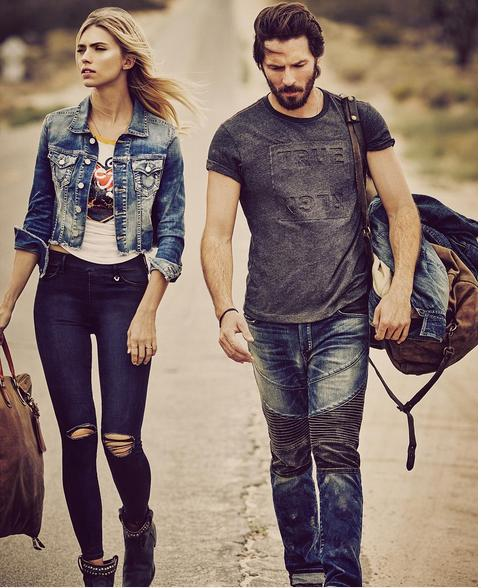 Up to $200 Off Sitewide @ True Religion