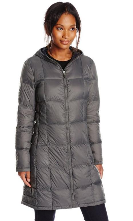 $67.32 Tommy Hilfiger Women's Packable Down Jacket with Hood