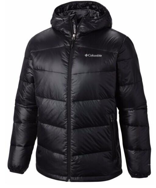 MEN'S GOLD 650 TURBODOWN™ HOODED DOWN JACKET @ Columbia Sportswear
