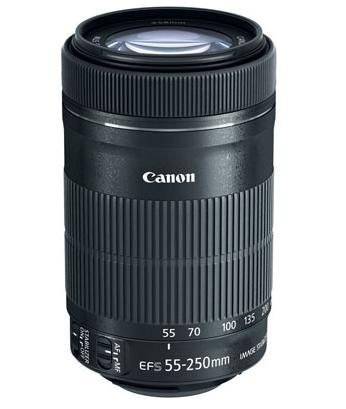 EF-S 55-250mm f/4-5.6 IS STM Refurbished