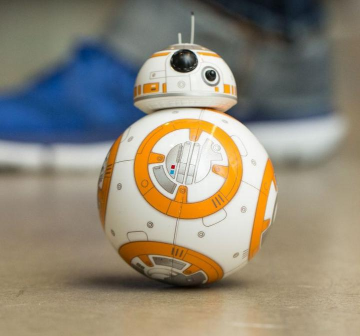 $119.99 Sphero BB-8 App-Enabled Droid