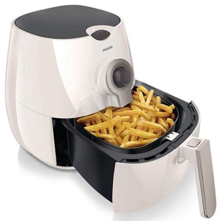 $119.99 Philips HD9220/26-56 Viva Airfryer White Factory Reconditioned