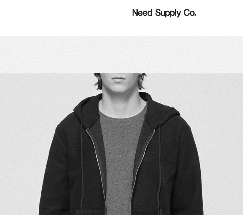 Extra 30% Off Men's Winter Sale @ Need Supply Co