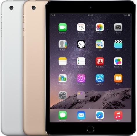 Apple - iPad mini 3 Wi-Fi 16GB