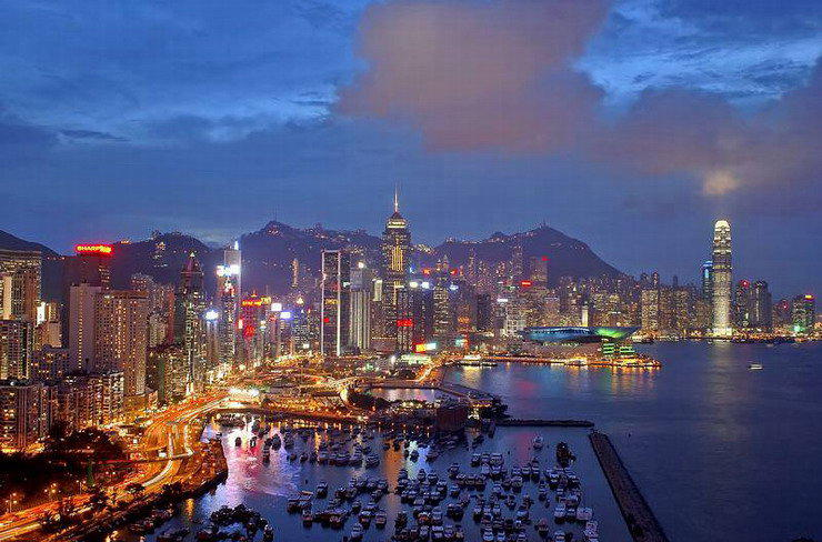 $549 Orbitz Airfare Sales to HongKong