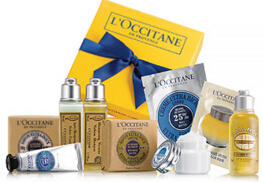 Up to 50% Off Insider's Exclusive Sale @L'Occitane