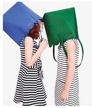 Up to 67% Off kate spade, Marc by Marc Jacobs & More Designer Handbags @ Rue La La