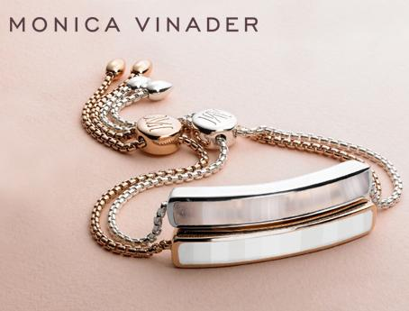 Free Global Delivery @ Monica Vinader