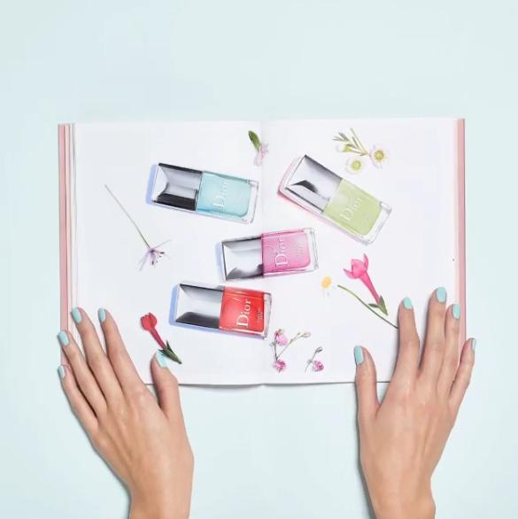 $27 Dior Beauty  Limited Edition Dior Vernis - Glowing Gardens Collection @ Neiman Marcus