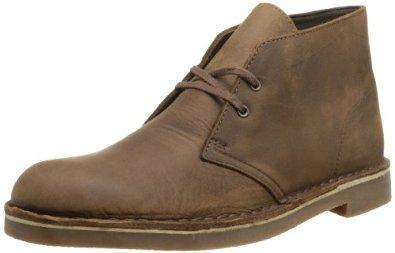 Clarks Men's Bushacre 2 Boot,Beeswax Leather,7.5 M US