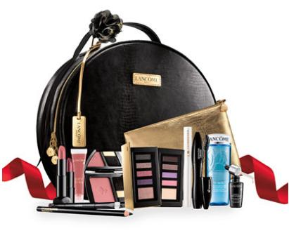 $ 59.5 Buy 13-Piece Chic Neutral Day Holiday Beauty Box( $308 Value) With Any Lancome Set @ Neiman Marcus