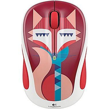 $9.99 Logitech M325c Wireless Mouse,  Assorted Colors