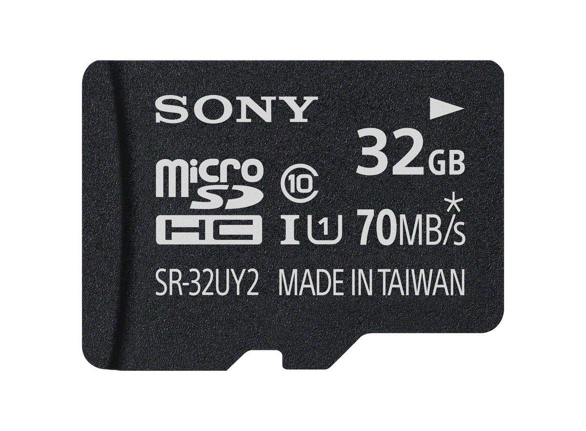 $8.49 Roll over image to zoom in      Sony 32gb microSDHC Memory Card