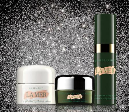 Choose 3 travel-size treatments with any  purchase of $150 or more @La Mer