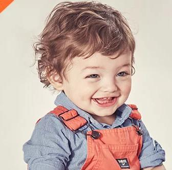 50% Off + Up to 20% Off World's Best Overalls @ OshKosh BGosh
