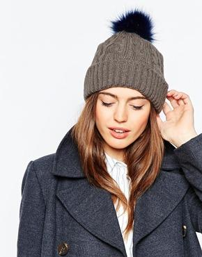 Up to 70% Off Select Pom Beanie Hat @ ASOS