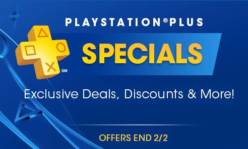 Up to 75% off PlayStation Store Weekly Deals