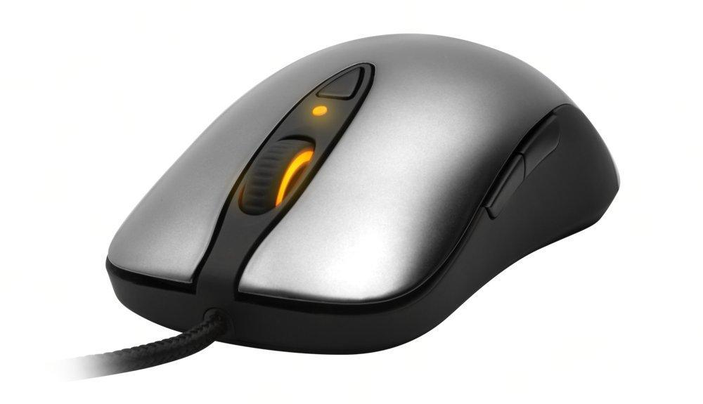 SteelSeries Sensei Laser Gaming Mouse (Grey)