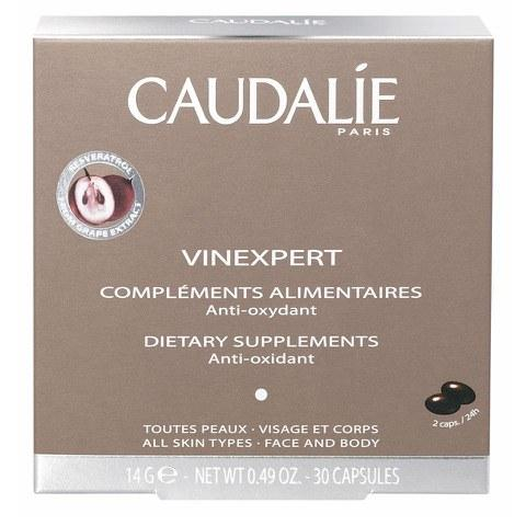 Caudalie Vinexpert Anti Ageing Supplements(30 Caps)