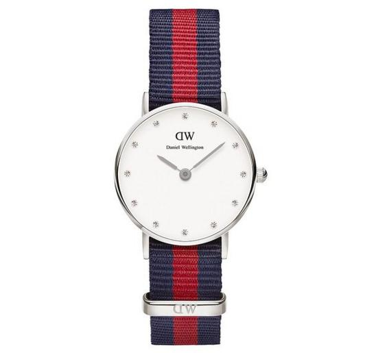 Daniel Wellington Women's 0925DW Oxford Analog Display Quartz Multi-Color Watch