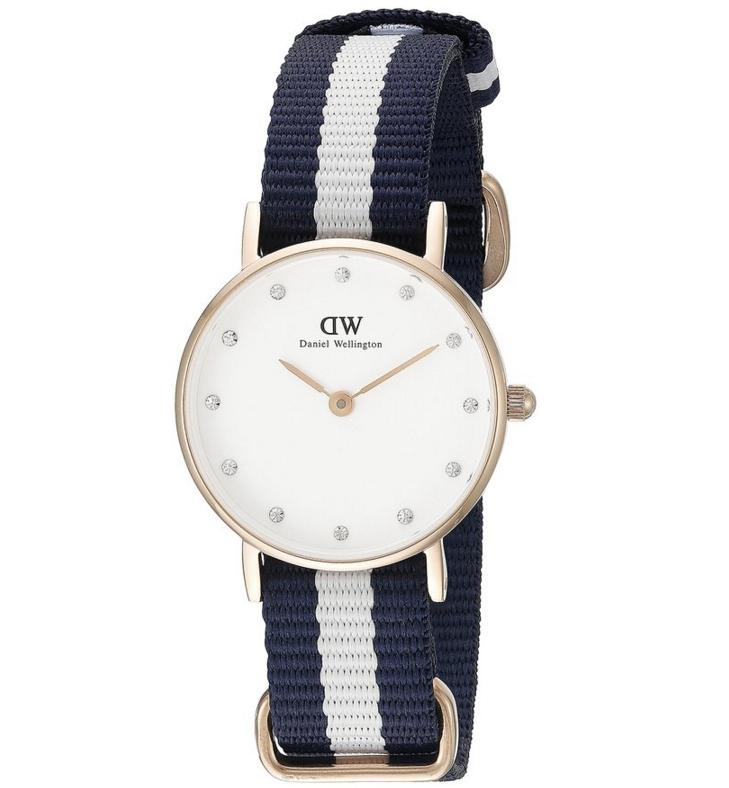 $56.99 Daniel Wellington Women's Quartz Multi-Color Watch