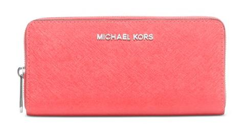 MICHAEL Michael Kors Travel Zip Around Continental Wallet