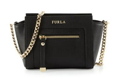 Furla  Ginevra Mini Leather Crossbody Bag @ LastCall by Neiman Marcus