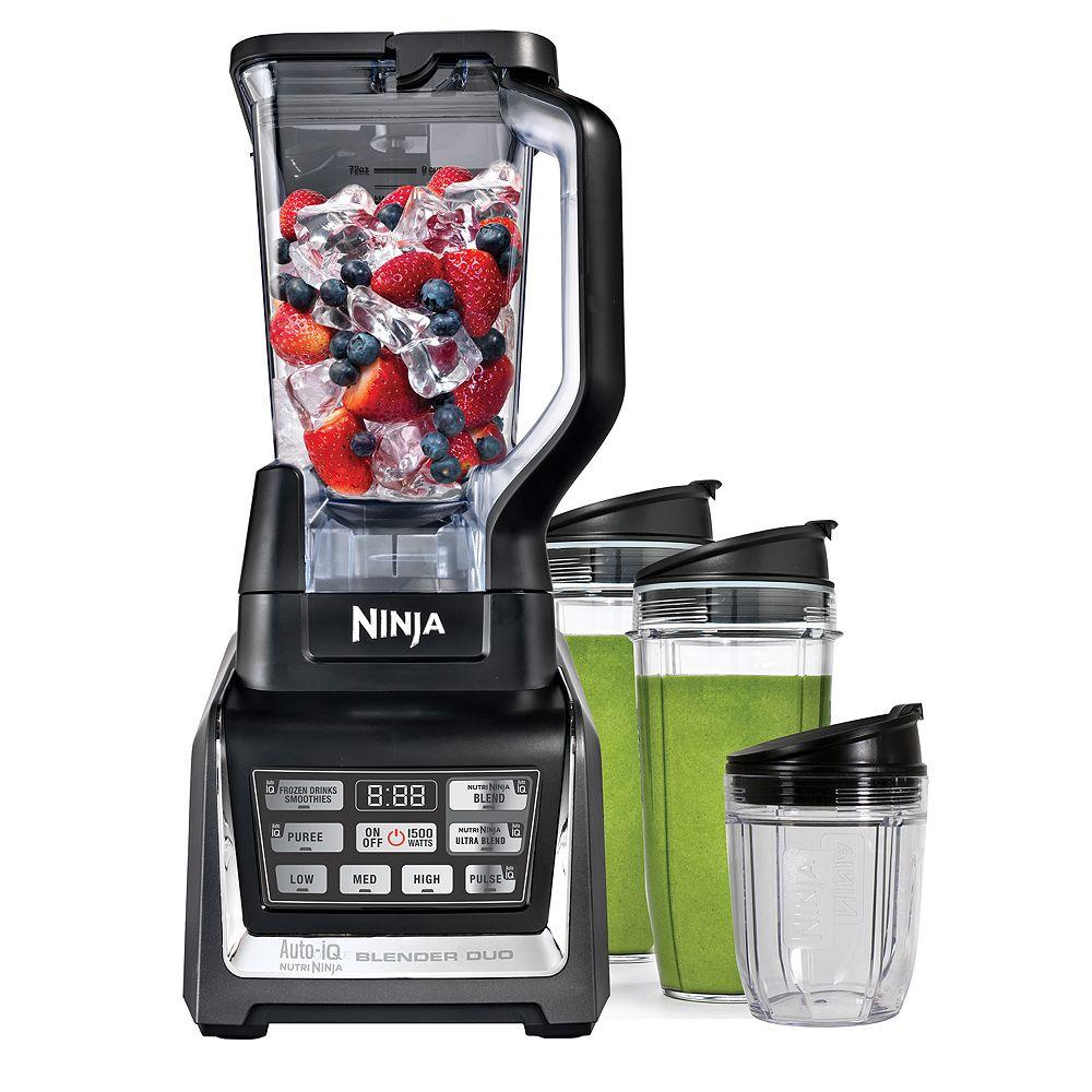 Extra 15% off+$30 Rebate Select items---Ninja Blenders@macys.com