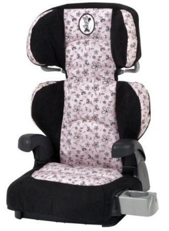 Disney Pronto Booster Car Seat, Minnie Flower @ Amazon