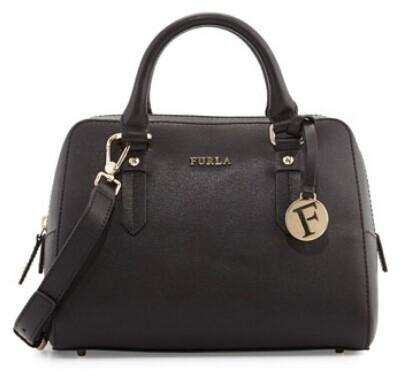 Furla  Elena Small Leather Satchel Bag @ LastCall by Neiman Marcus