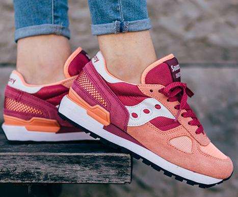 Saucony Originals Shadow Original - Sushi Pack Women's Sneaker On Sale @ 6PM.com