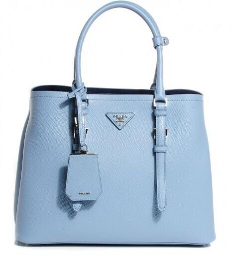 Prada Saffiano Cuir Leather Tote @ MYHABIT