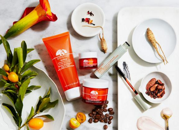 Free Energizing Trio (a $28 value) with Any $35 Order @ Origins