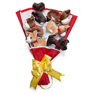 $49.99 Valentine's Day Bouquet @ ThinkGeek