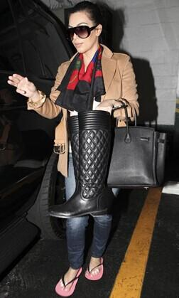 Stuart Weitzman  Clute Quilted Boots @ LastCall by Neiman Marcus