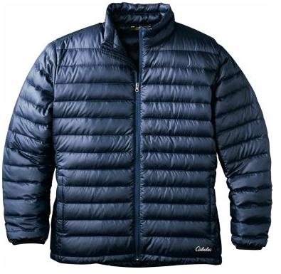 Cabela's Men's North Port Down Jacket