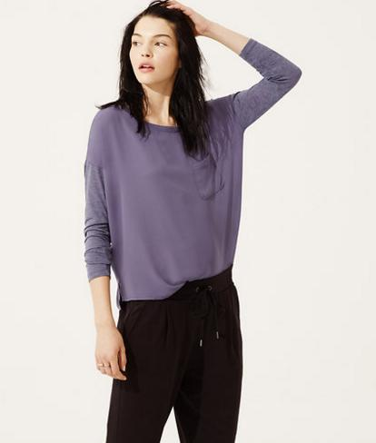From $39.99 Select Tees And Shirts Sale @ Lou & Grey