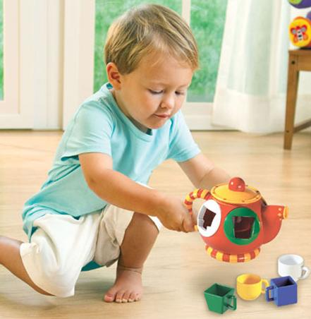 Tolo Teatime Shape Sorter @ Amazon