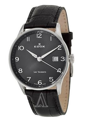 Edox Men's Les Vauberts Watch 70172-3N-NBN (Dealmoon Exclusive)