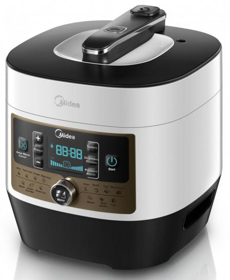$30 Off Midea My-ss5062 Programmable Pressure Cooker Sale