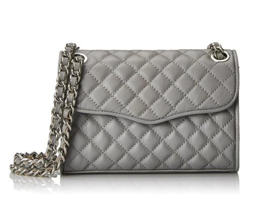 Rebecca Minkoff Quilted Mini Affair with Studs Shoulder Bag